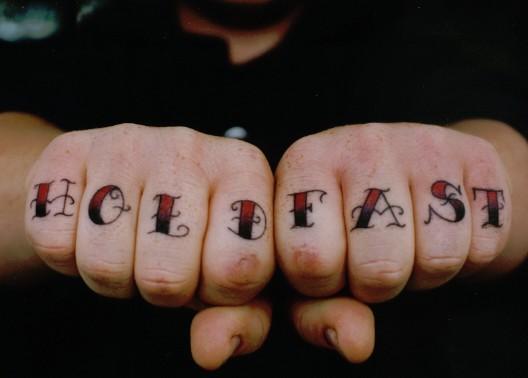 a true sailor tattoo ForHold Fast Tattoo